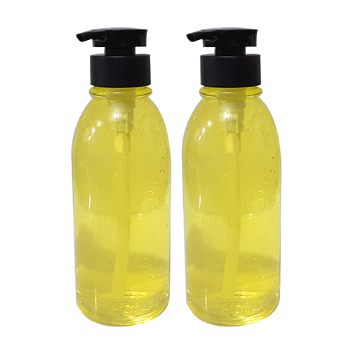 Virgin Coconut Massage Oil Turmeric FO -500ml Twin Pack
