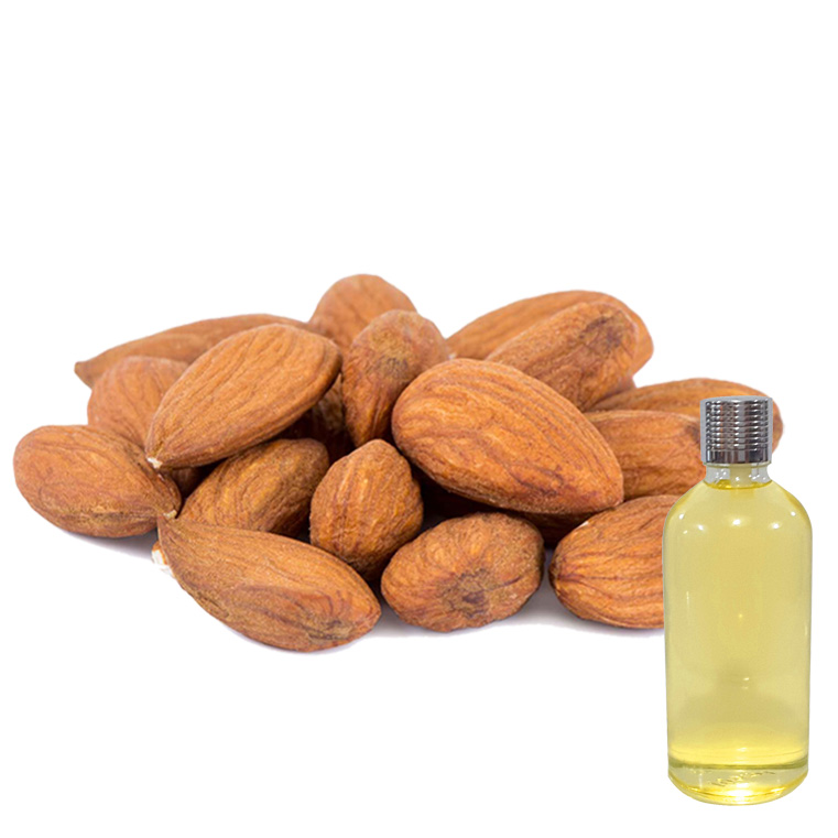 Virgin Almond Massage Oil Osmanthus FO -100ml