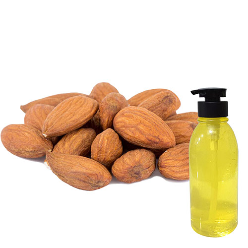 Virgin Almond Massage Oil Daffodil FO -500ml