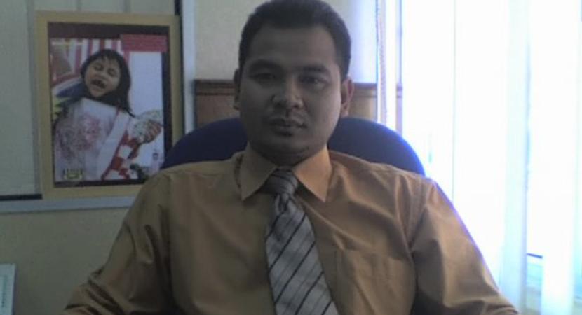 Ahmad Badri Jaafar Perfumist Malaysia