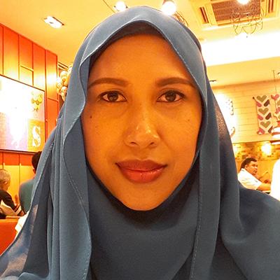 Nora Razali Perfumist Malaysia