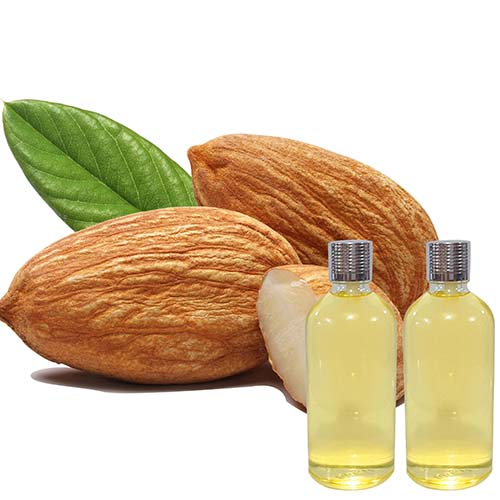 Virgin Almond Massage Oil Spanish Lavender EO -100ml Twin Pack