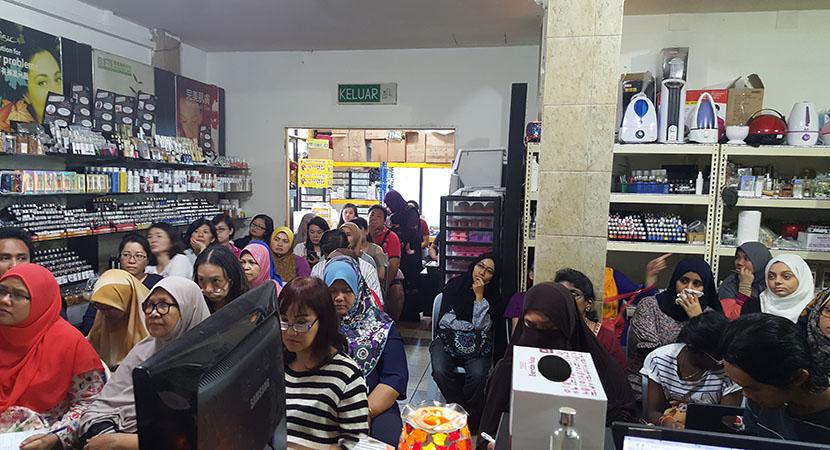 Malaysia Training Class