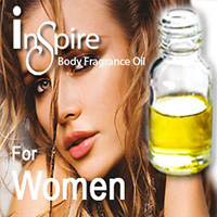 Body Fragrance Oil 50ml - Women