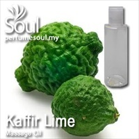 Massage Oil Kaffir Lime - 200ml