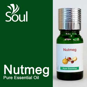 Pure Essential Oil Nutmeg - 10ml