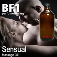 Massage Oil Sensual - 500ml