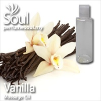 Massage Oil Vanilla - 200ml