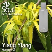 Massage Oil Ylang Ylang - 200ml