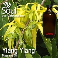Massage Oil Ylang Ylang - 500ml